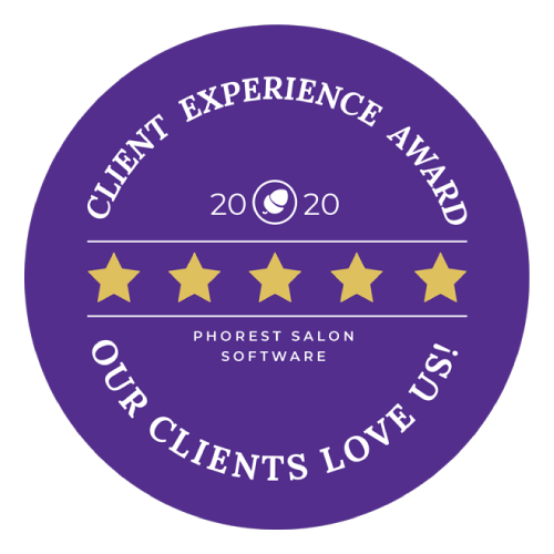 TIME to be ME Phorest Client 2020 Award