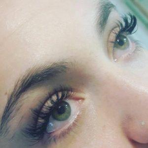 Lashes Beauty Treatment Close-Up